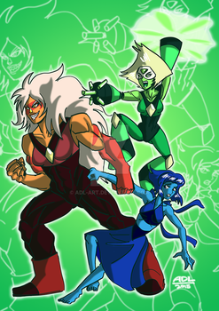Homeworld Gems by ADL-art