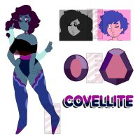 Covellite by BotCp