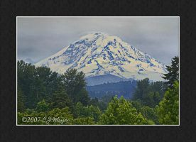 Mt Rainier Revisited by e-CJ