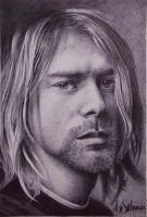Kurt Cobain by Adjisketcherromance