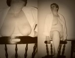 BBW-SEPIA COLLAGE by carpman99