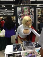 Yaya Han Powergirl by statenjp