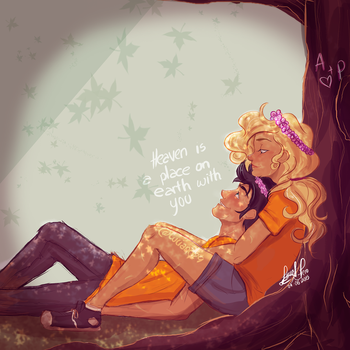 Percabeth 07-06-2015 by Luciand29