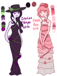 Grape and Rose Wine .: Adoptables Closed:. by Ask-TheKingofGames
