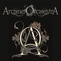 ARCANE ORCHESTRA logotype by stan-w-d