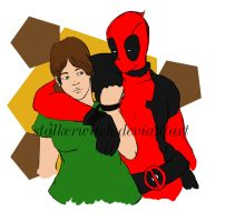 Deadpool and I by daltheznadof