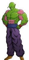 Piccolo. by Mr-PiaPia