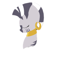 Simple Zecora by Avelineh