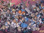 Shik Battle by alexichabane