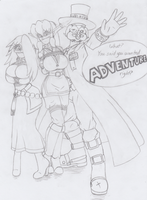 Adventure, Ho by Raver1357