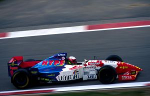 Max Papis (Europe 1995) by F1-history