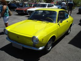 1967 Fiat 850 1 by Roddy1990