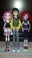 C.A. Cupid, Basic Jackson and Operetta by Bowser14456