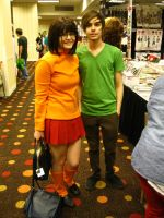 MC 2013 - Velma and Shaggy by vincent-h-nguyen
