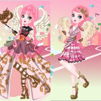 Thronecoming C.A Cupid Dress Up by heglys