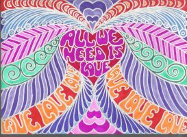 All you need is LOVE by Jewelfly