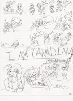 Canada's Pet Beaver by CountPiwi