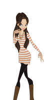 Alex Russo Winx Style by nici18