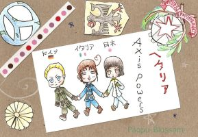 Axis Powers Hetalia Fan Card by Paopu-Blossom