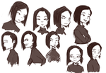 Practicing CL Style - Yumi by graffiti-flower