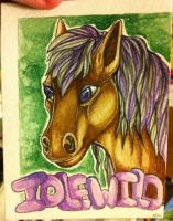 Idlewild badge commission by nightspiritwing