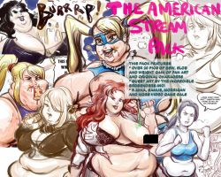 TheAmerican Stream Pack by TheAmericanDream