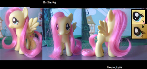 Fluttershy by lemonkylie