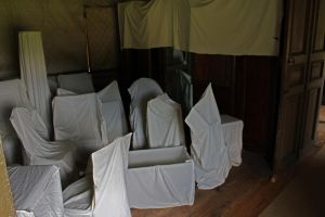 Covered Chairs 2 by fuguestock