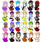 Cheap Naga Adopts -OPEN!- by Fluffy-Puppys-Adopts