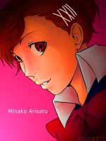 Minako Arisato by cheska12usagi