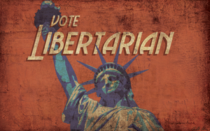 A Vote for Libertarianism by 1stDeviation