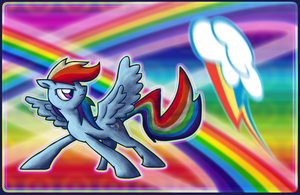 Rainbow Dash by Ziggyfin