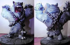 Super Dungeon Explore - Angry Bear by victorymon