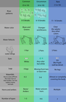 River Pony Traits (2 of 3) by Trilled-Llama