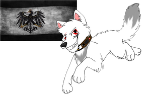 Prussia by Obsidianthewolf