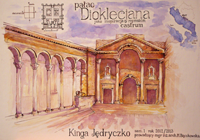 diocletian's palace by skyna
