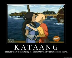 Kataang Motivational Poster by artgirl87