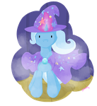 The Great and Powerful PIGXIE! by Lemanda