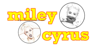 miley cyrus by ronniie