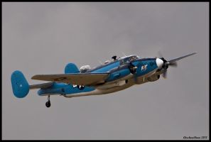 Attu Warrior by AirshowDave
