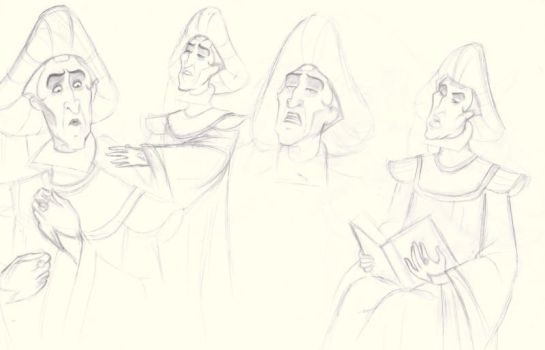 frollo sketch2 by naly202