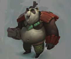 WoW Mists of Pandaria by Murph3