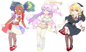 Recharge Adopts Flat Sale (Closed) by Ren-chin