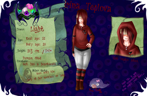 HM: Irina Teplova [Update] by Zwei-tan