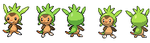 Chespin by GeoisEvil