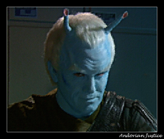 Andorian Justice by Kirok-of-LStok