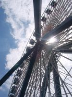 Looking up at the Wheel by shenny-lee