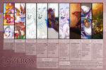 Price Guide by Lazeros