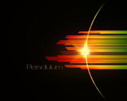 Pendulum wallpaper by Roendel