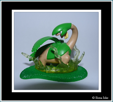 Tropius Gashapon Figure by Ilona-the-Sinister